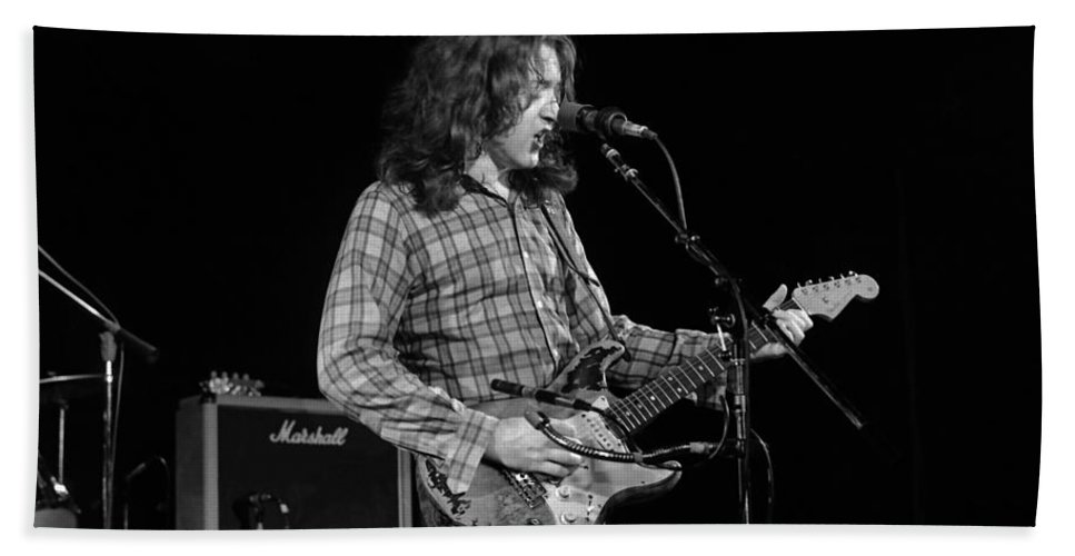 Rory Gallagher Hand Towel featuring the photograph Kent #68 by Ben Upham