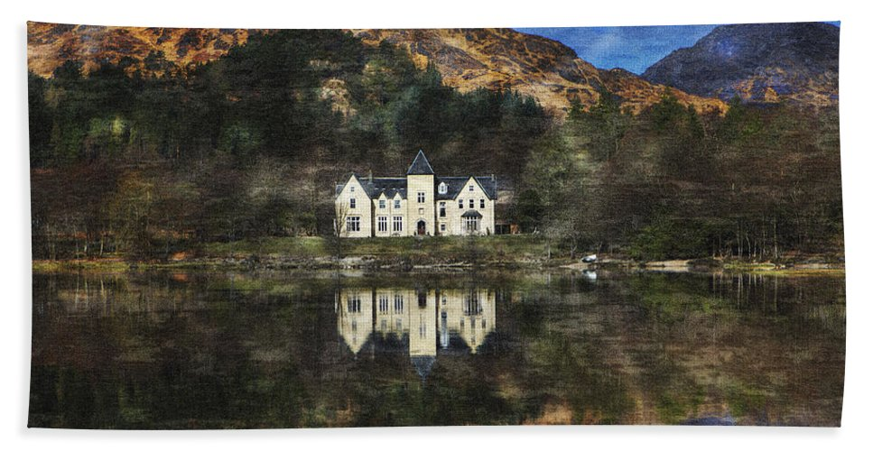 House Hand Towel featuring the photograph Loch Shiel Mk.2 by David Hare