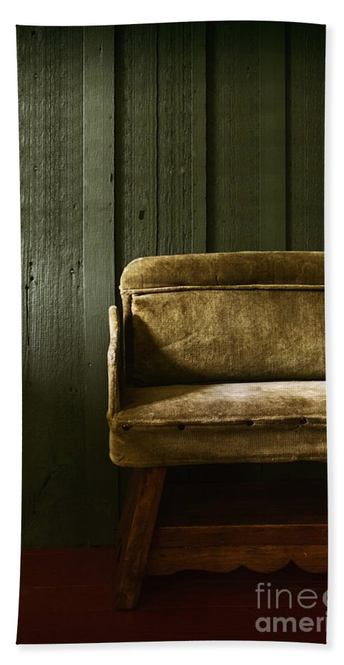 Chair Hand Towel featuring the photograph Long Wait by Margie Hurwich