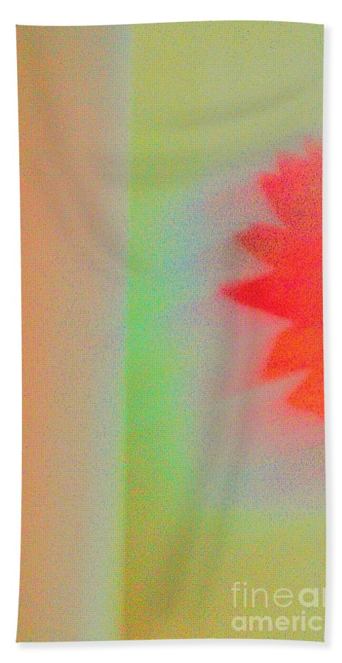 A Day For Dreaming Hand Towel featuring the photograph A Day For Dreaming by Jacqueline McReynolds