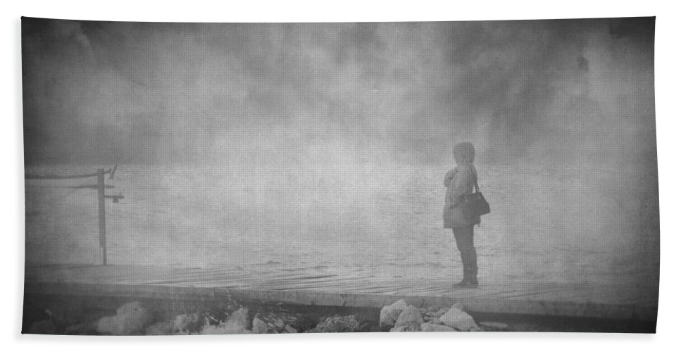 Surreal Hand Towel featuring the photograph Melatonin by Zapista Zapista