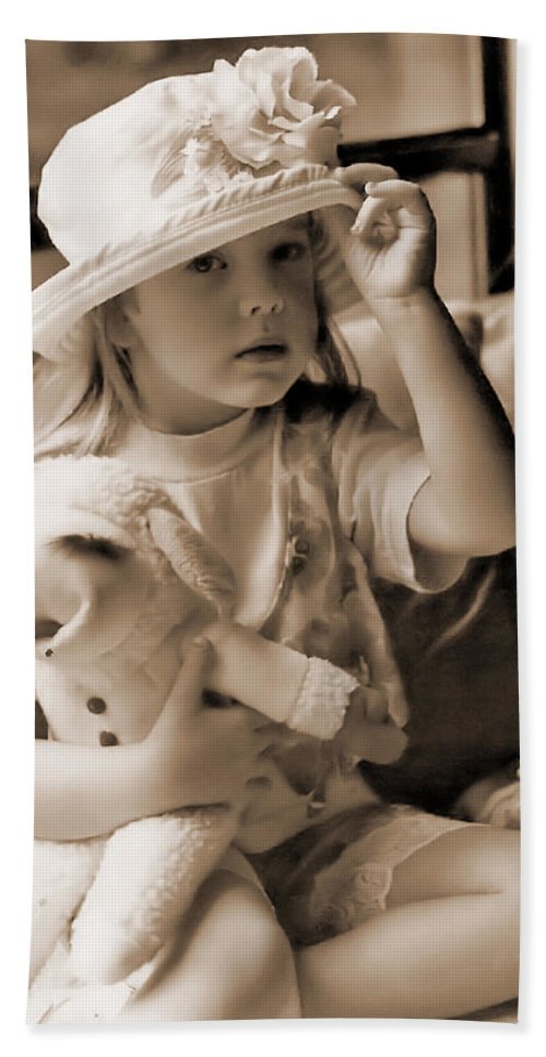Child Bath Sheet featuring the photograph Memories Out Of Time by Rory Sagner