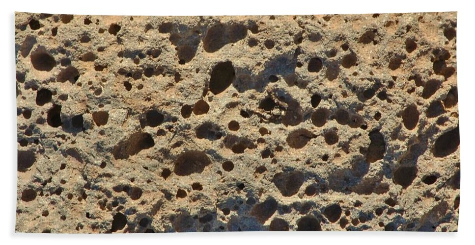 Linda Brody Bath Sheet featuring the photograph Moonscape by Linda Brody