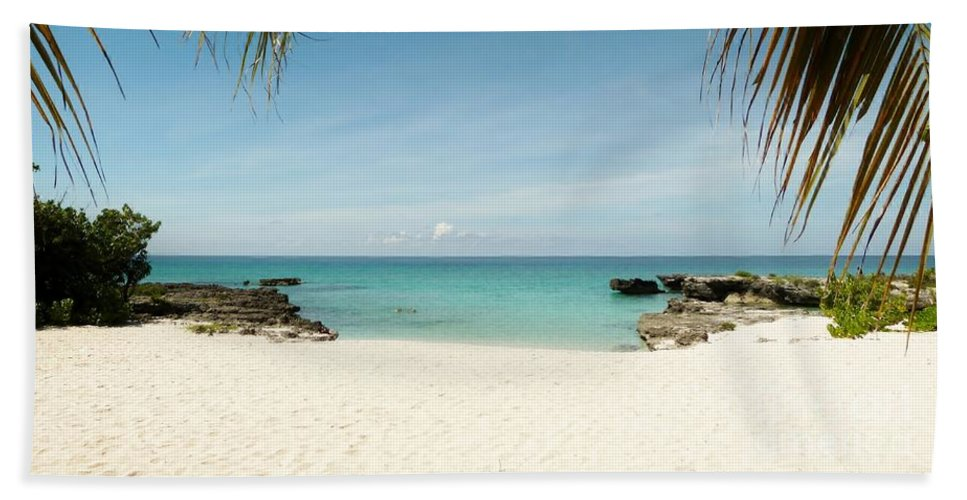 Color Bath Sheet featuring the photograph Morning Swim by Amar Sheow