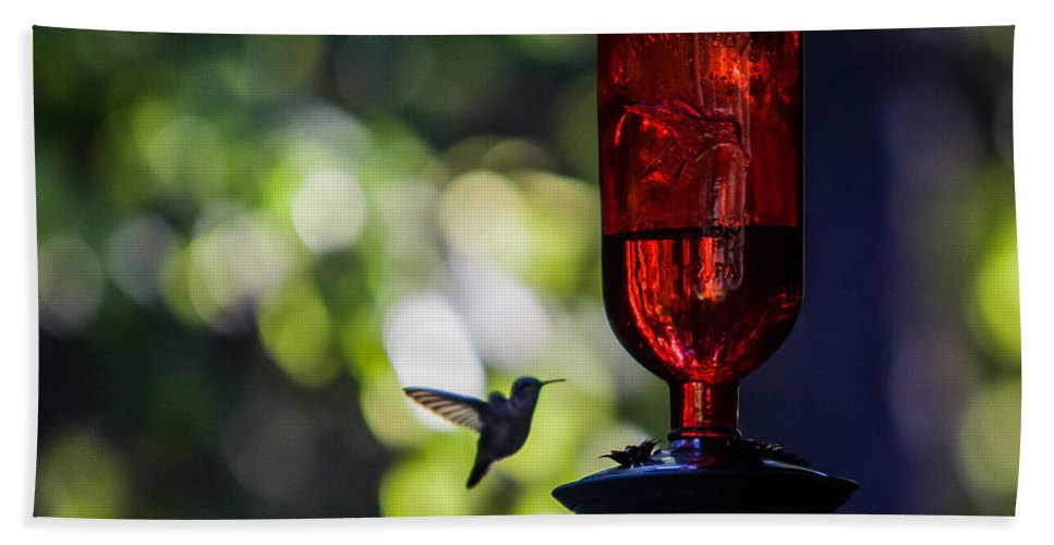 Hummer Hand Towel featuring the photograph Nightcap by Aaron Aldrich