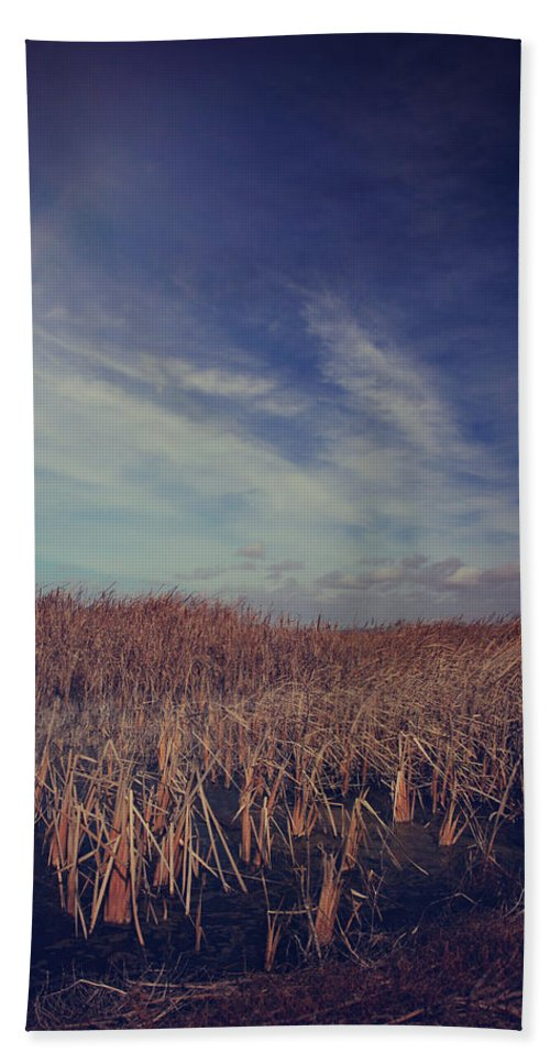 Coyote Hills Regional Park Hand Towel featuring the photograph Our Day Will Come by Laurie Search
