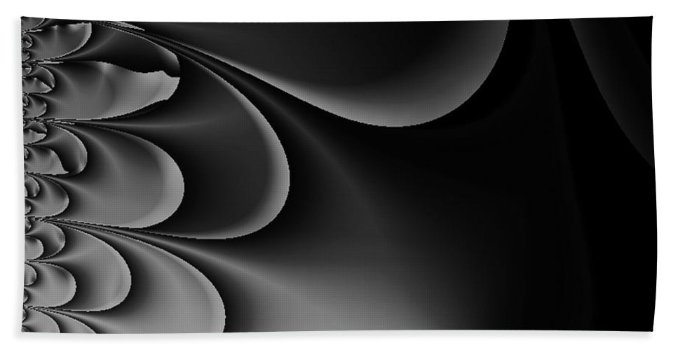 2-dimensional Hand Towel featuring the digital art Perfect Thunder by Dana Haynes