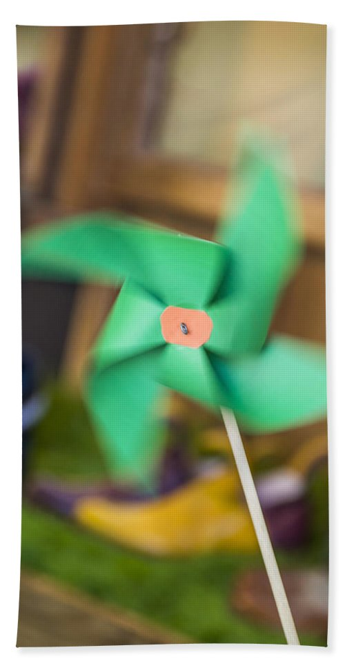 Beautiful Hand Towel featuring the photograph Pinwheel by Paulo Goncalves