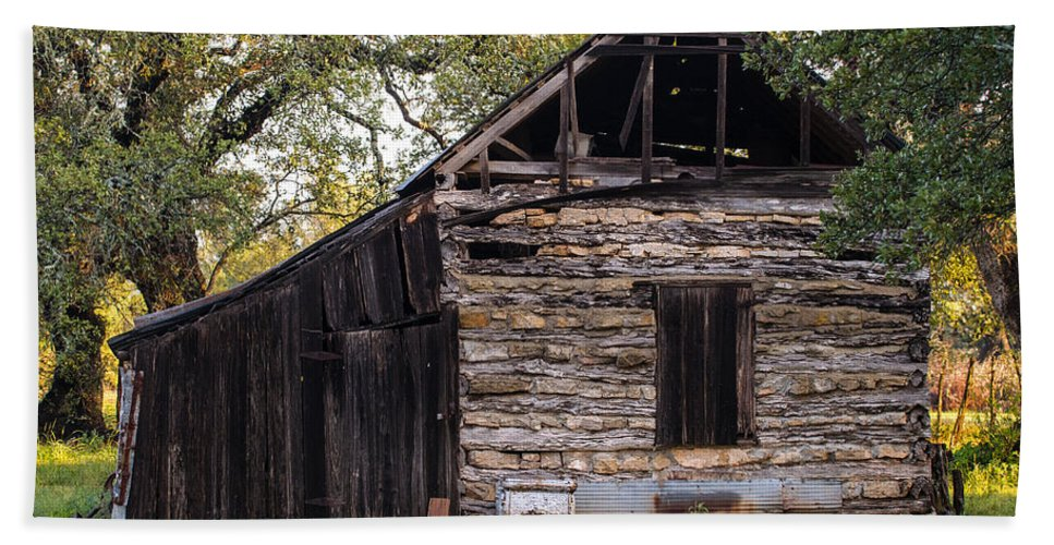 Ranch Hand Towel featuring the photograph Ranch Shack by Sean Wray