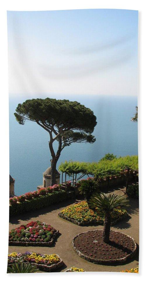 Ravello Bath Sheet featuring the photograph Ravello by Carla Parris