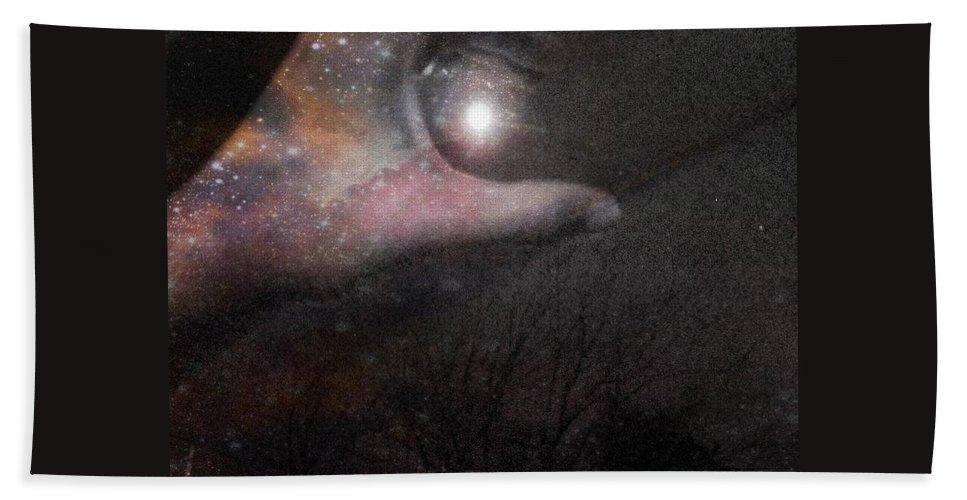 Stars Hand Towel featuring the photograph Reach For The Stars by Michele Nelson