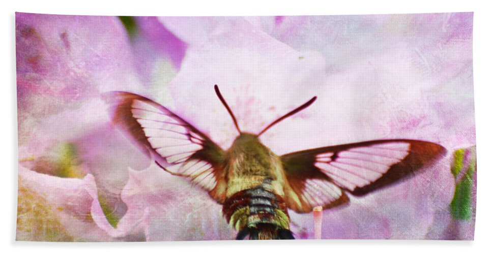 Rhododendron Hand Towel featuring the photograph Rhododendron Dreams by Kerri Farley