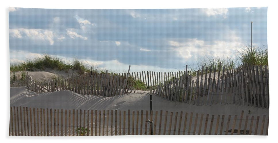 Sand Bath Sheet featuring the photograph Sand Dune by Christiane Schulze Art And Photography