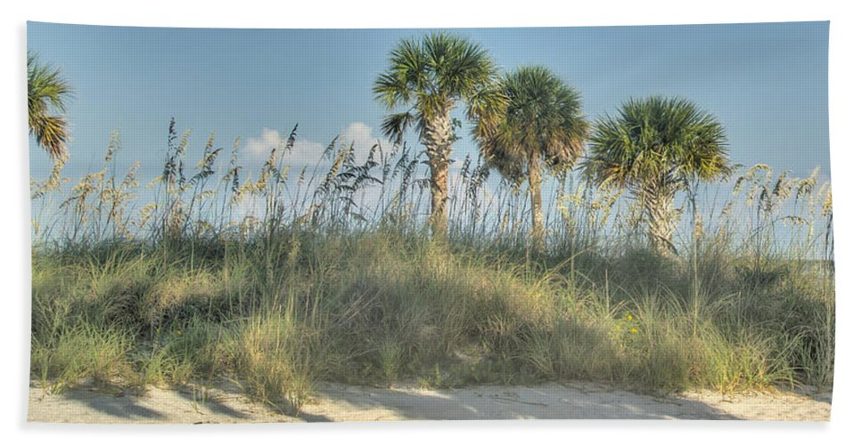 Florida Bath Sheet featuring the photograph Sand Dune by Jane Luxton