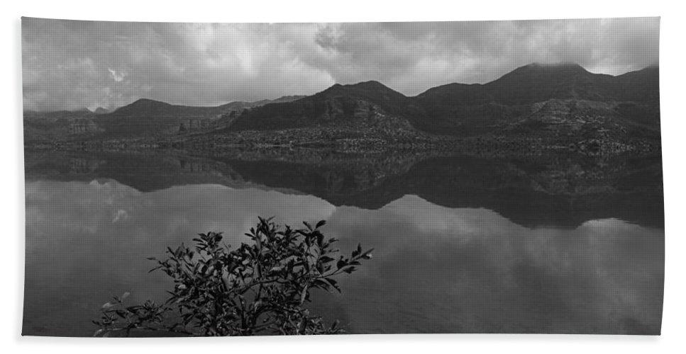 September Hand Towel featuring the photograph Skc 3980 September Landscape by Sunil Kapadia