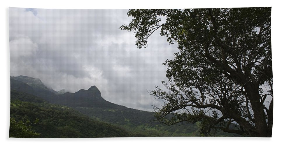 Customize Hand Towel featuring the photograph Skc 4006 Customized Landscape by Sunil Kapadia