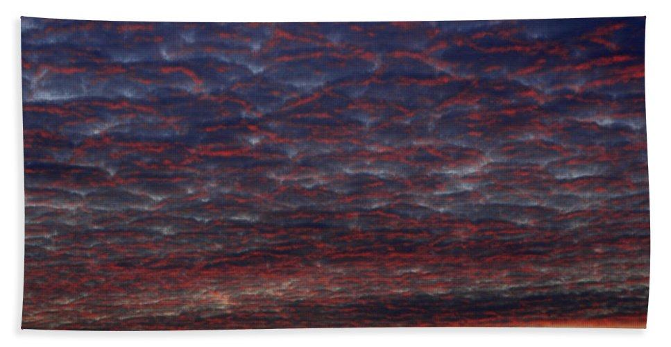Drama Hand Towel featuring the photograph Skc 0338 Sky Desert by Sunil Kapadia