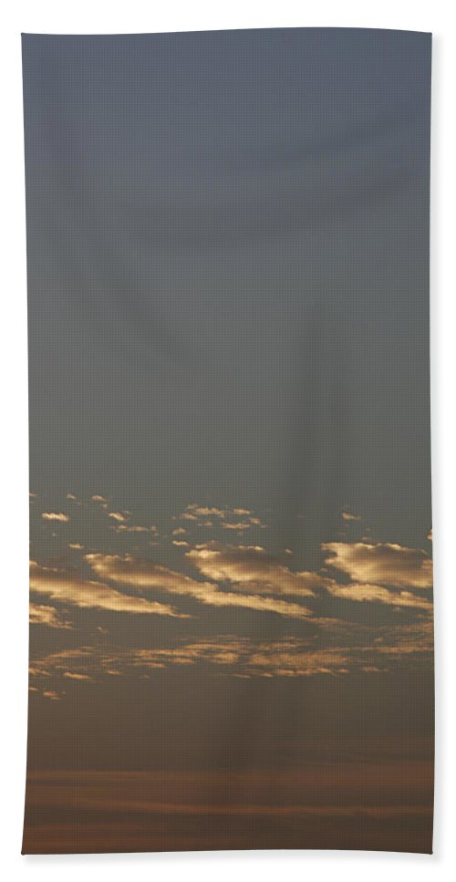 Dramatic Hand Towel featuring the photograph Skc 0352 Rythmic Clouds by Sunil Kapadia