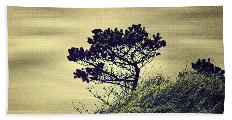Tree Bath Sheet featuring the photograph Solitude by Melanie Lankford Photography
