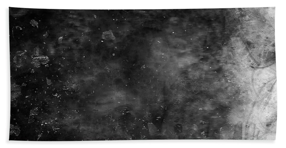 Space Bath Sheet featuring the photograph Space by Molly Picklesimer