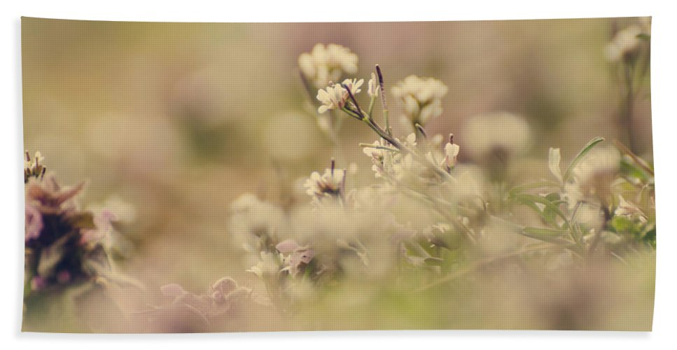 Flower Bath Sheet featuring the photograph Spring Blossoms by Heather Applegate