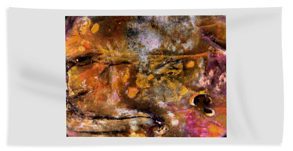 Bath Sheet featuring the photograph Squirrel To Bear by James Christiansen