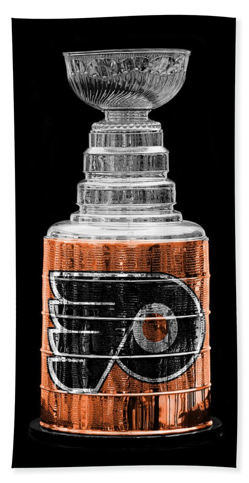 Stanley Cup Bath Sheet featuring the photograph Stanley Cup 9 by Andrew Fare