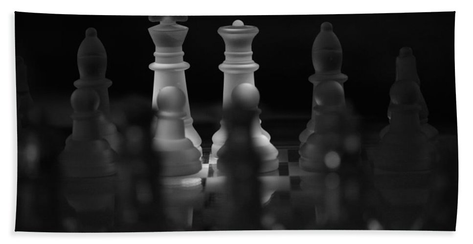 Canon Bath Sheet featuring the photograph Strategy by Nunweiler Photography