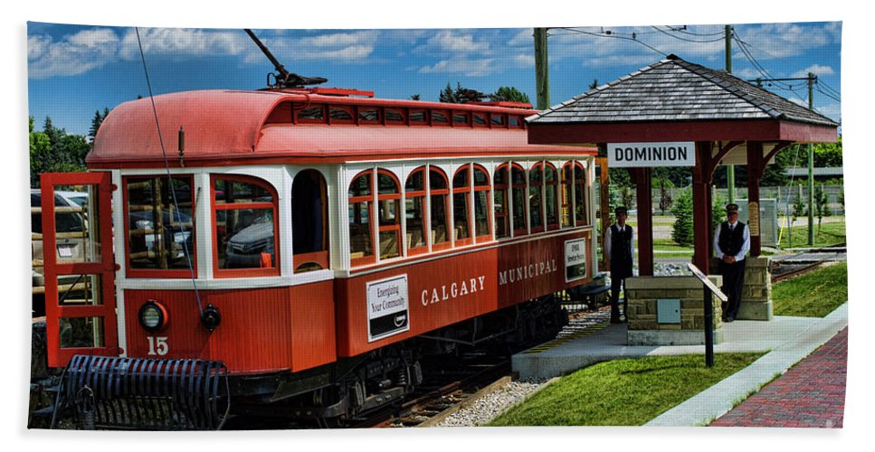 Street Cars Hand Towel featuring the photograph Street Cars Tr3613-13 by Randy Harris
