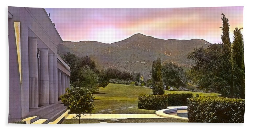 Tranquil Bath Sheet featuring the photograph Sunrise by Terry Reynoldson