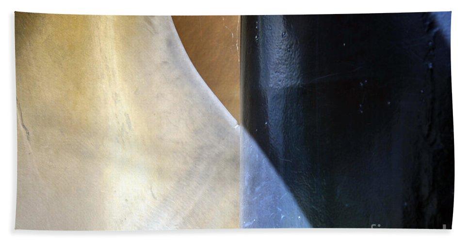 Element Bath Sheet featuring the photograph Swirls And Lines by Randi Grace Nilsberg