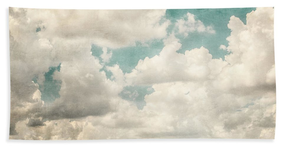 Sky Hand Towel featuring the photograph Texas Skies by Lisa Russo