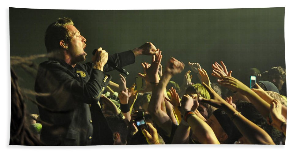 Tfk Bath Sheet featuring the photograph Tfk-trevor-2727-1 by Gary Gingrich Galleries