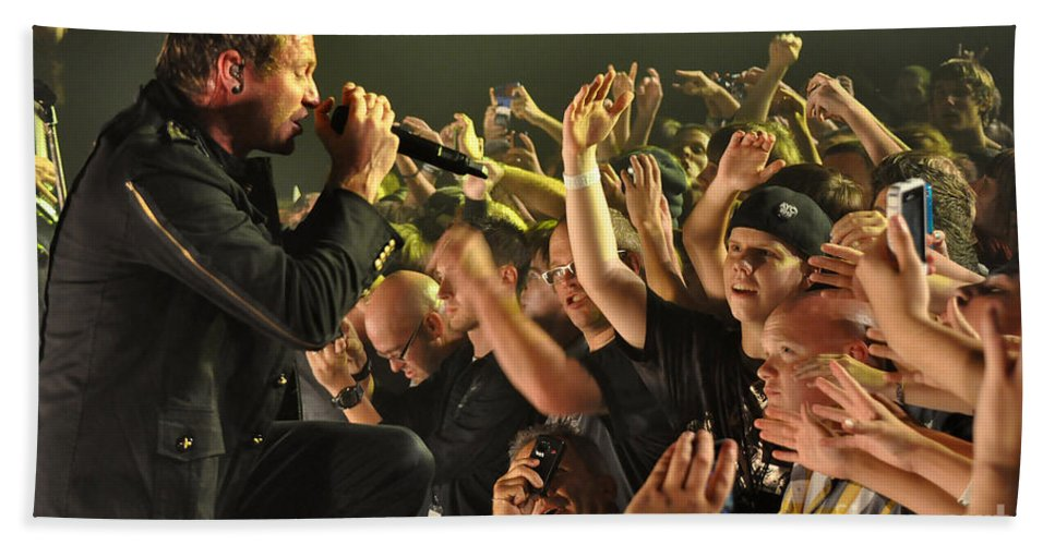 Tfk Bath Sheet featuring the photograph Tfk-trevor-2860 by Gary Gingrich Galleries