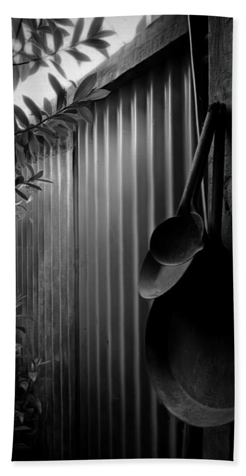 Cooking Hand Towel featuring the photograph The Cook Out by Steve Taylor