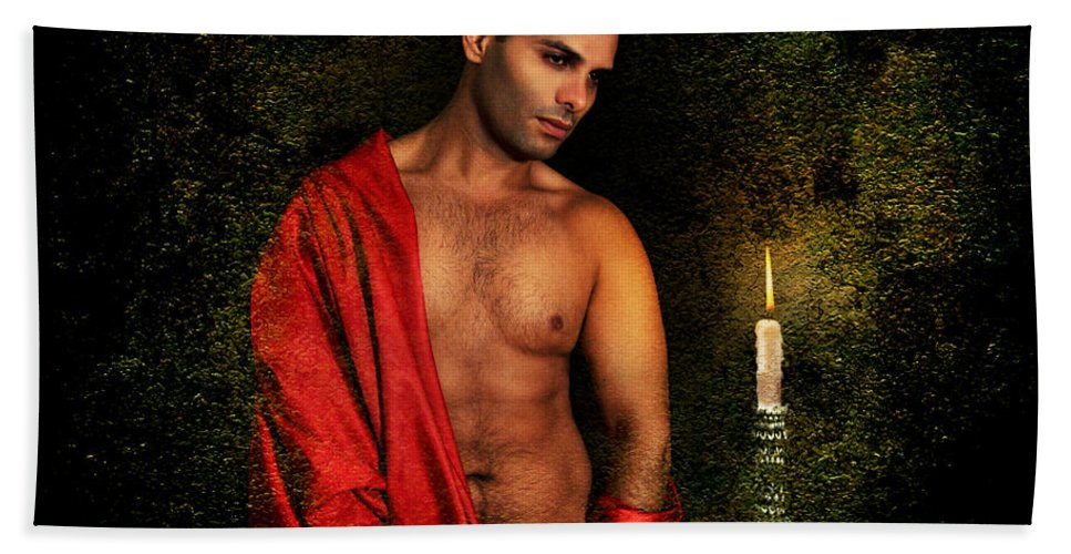 Sexy Bath Sheet featuring the photograph The End Of The Story by Mark Ashkenazi
