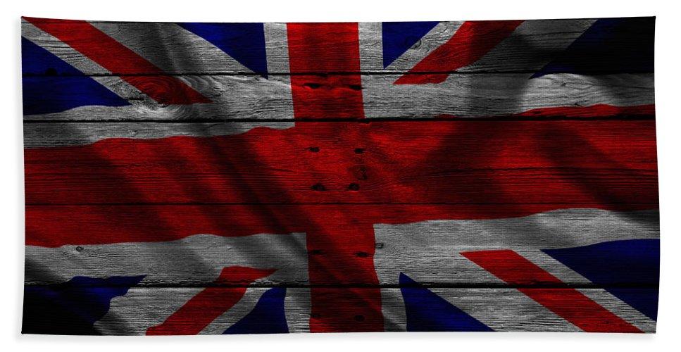 United Kingdom Hand Towel featuring the photograph United Kingdom by Joe Hamilton
