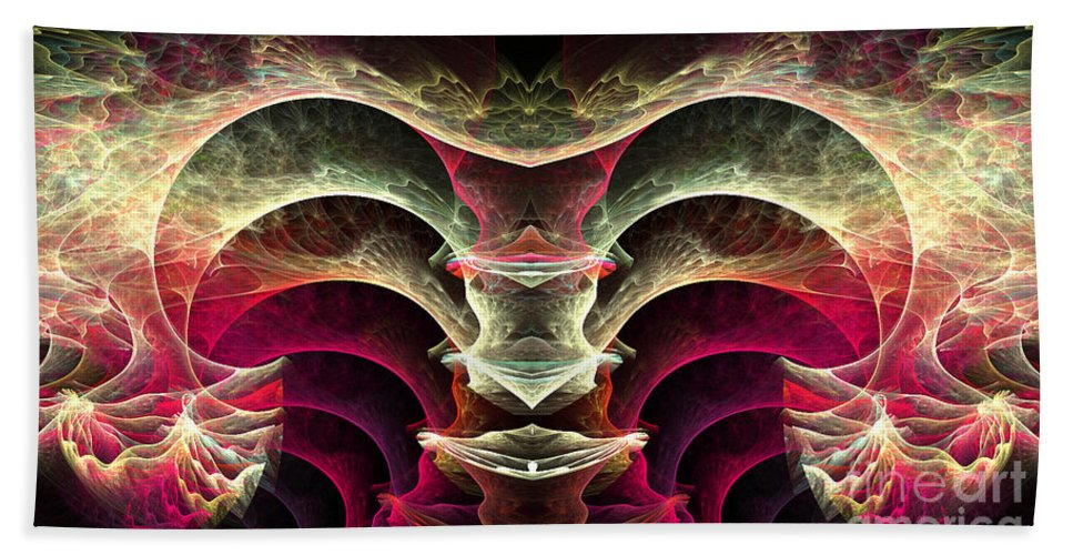 Digital Bath Sheet featuring the photograph Untitled 226 by Mike Nellums