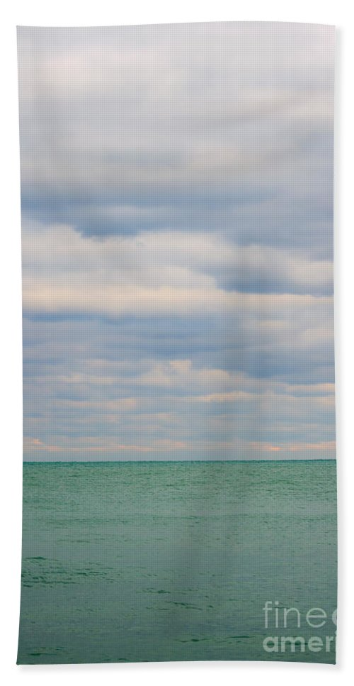 Water Hand Towel featuring the photograph Vastness by Margie Hurwich