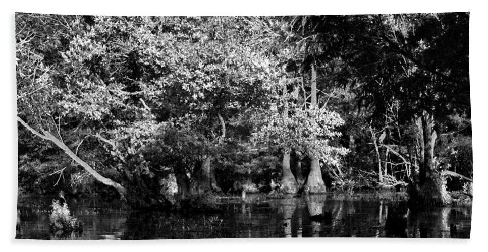 Vernon Lake Hand Towel featuring the photograph Vernon Lake Four by Ken Frischkorn