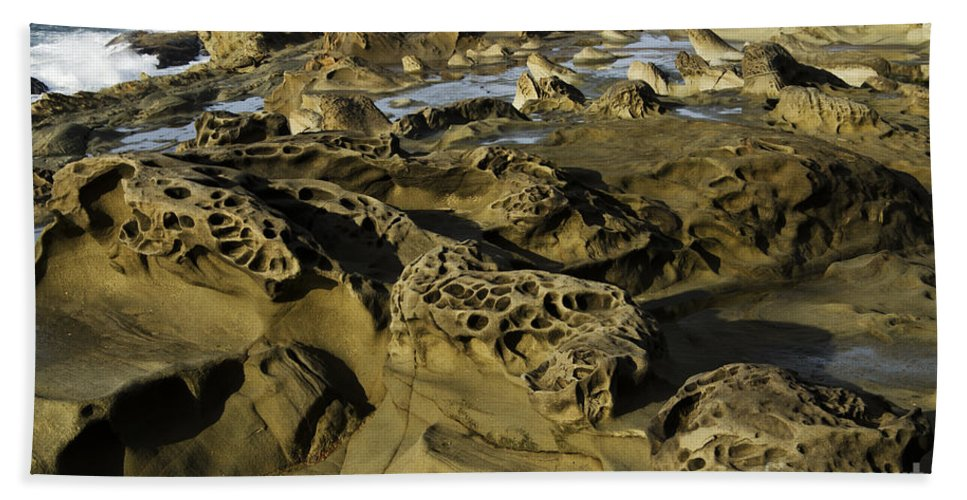 Surreal Hand Towel featuring the photograph Visions Of Nature 4 by Bob Christopher