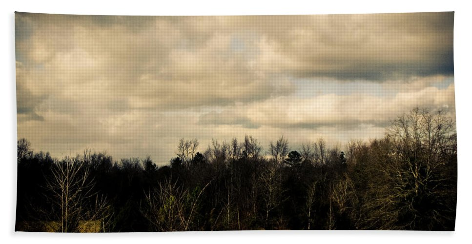 Wilderness Hand Towel featuring the photograph Wilderness by Jessica Brawley