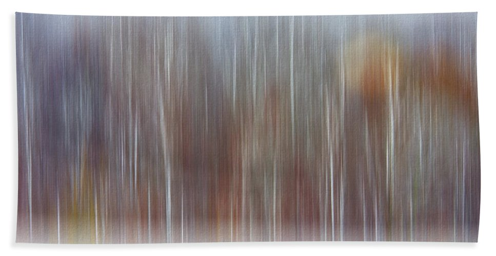 Winter Bath Sheet featuring the digital art Winter Pastels by Ron Jones