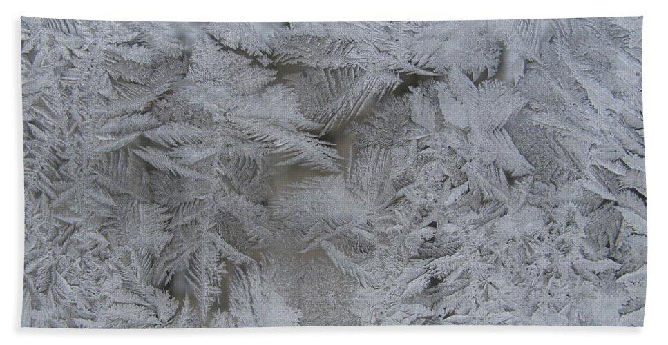 Winter Hand Towel featuring the photograph Winter Wonderland Series #01 by Ausra Huntington nee Paulauskaite