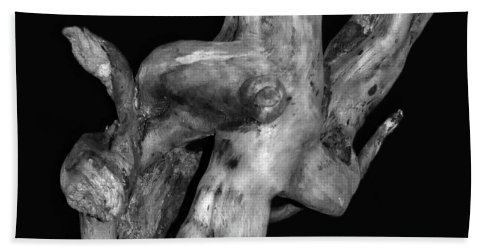 � Paul Davenport Hand Towel featuring the photograph Wudu 1 Xxv by Paul Davenport