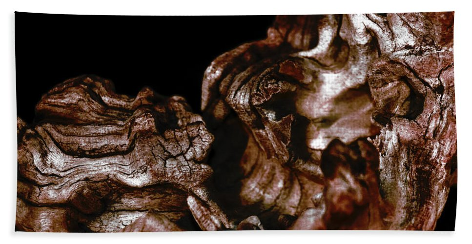 � Paul Davenport Hand Towel featuring the photograph wudu 2 IX by Paul Davenport