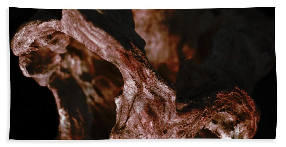 � Paul Davenport Hand Towel featuring the photograph wudu 2 XXVIII by Paul Davenport