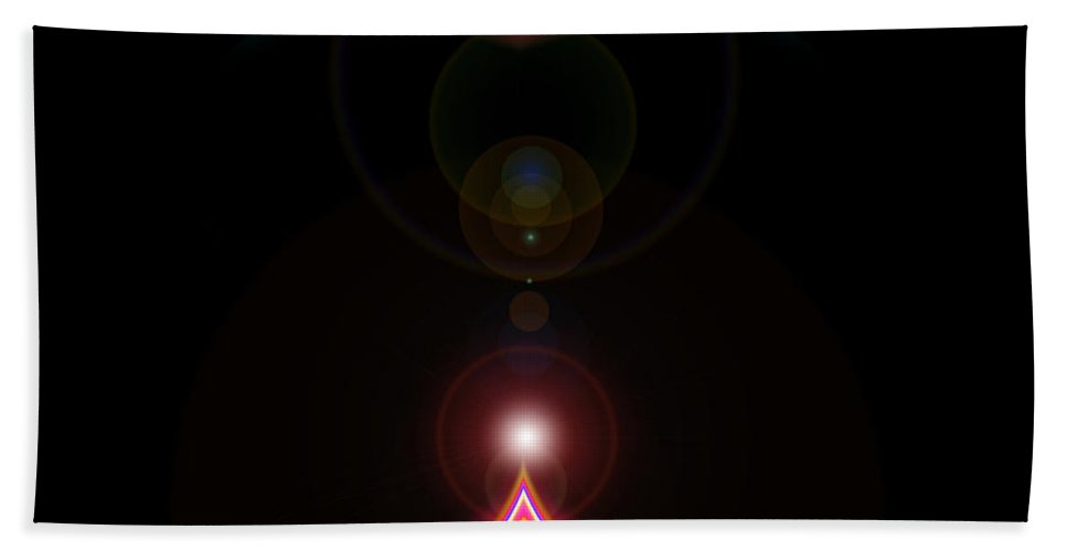 Fractal Digital Art Bath Sheet featuring the photograph Abstract Thirty-three by Mike Nellums