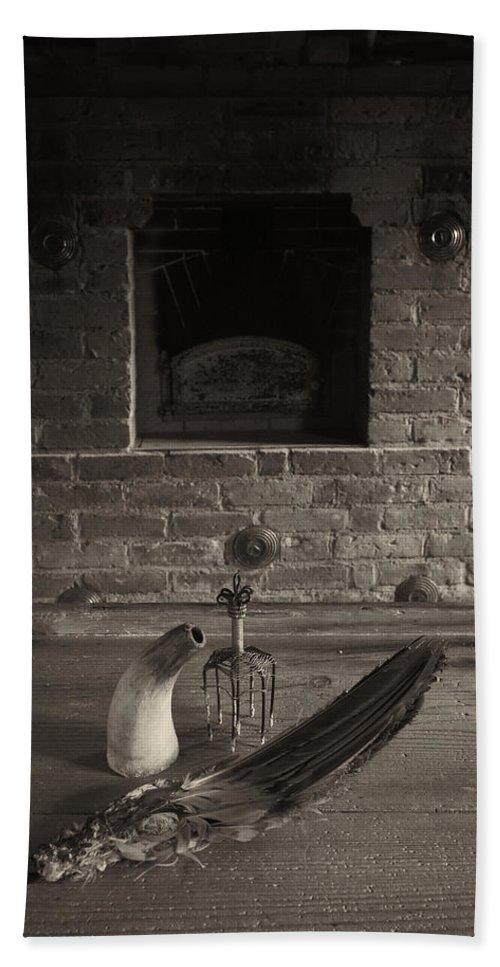 Lehtokukka Hand Towel featuring the photograph Tools For Baking by Jouko Lehto