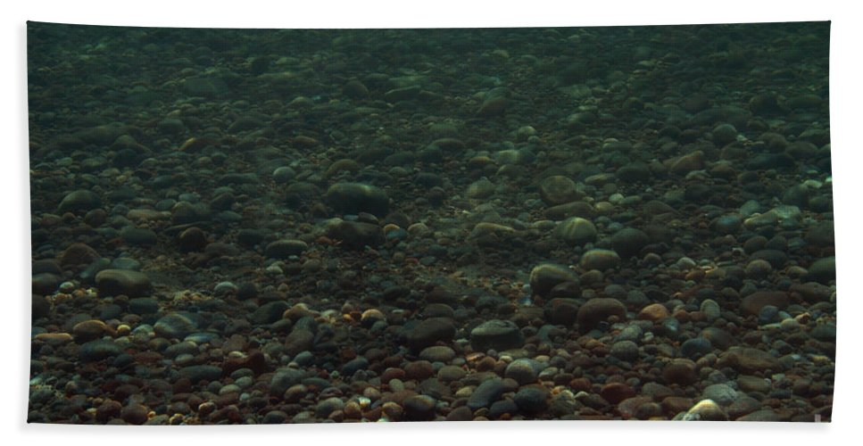 Lake Superior Hand Towel featuring the photograph Lake Superior by Ted Kinsman